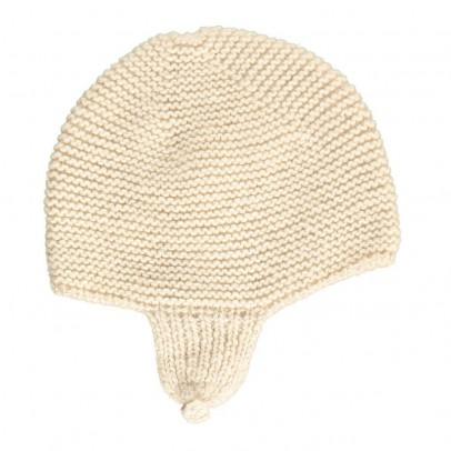 Ketiketa Peruanische Mütze handgestrickt Kraus-Rechts-Muster-listing