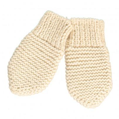 Ketiketa Hand Knitted Moss Stitch Mittens-listing