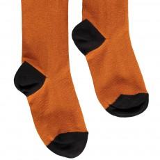 Ketiketa Cashmere Two-Tone Cotton Socks-listing