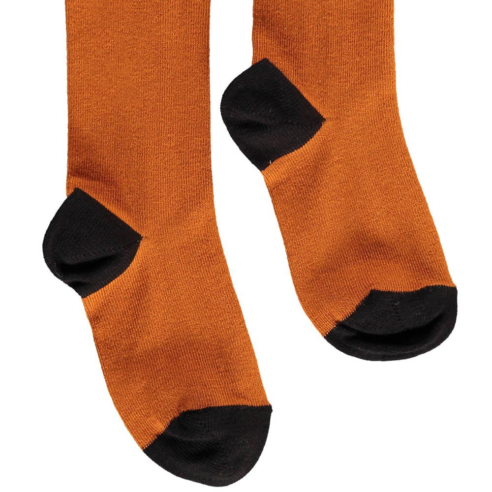 Cashmere Two-Tone Cotton Socks-product