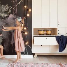 Kutikai Peekaboo Wardrobe 120x50cm-product