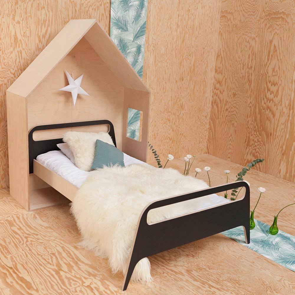 Blomkal Tête de lit Cabane-product