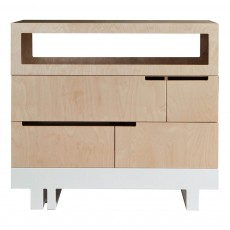 product-Kutikai The Roof Chest of Drawers 100x50cm