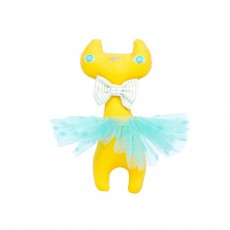 product-H-Luv Tutu Linen Cat Toy