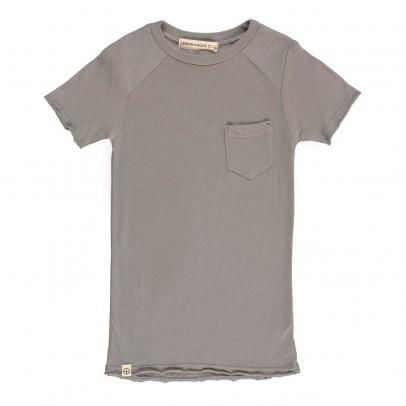 Camiseta Cuello Redondo Sage Pocket