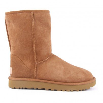 Ugg Classic Short II Lined Suede Boots-listing