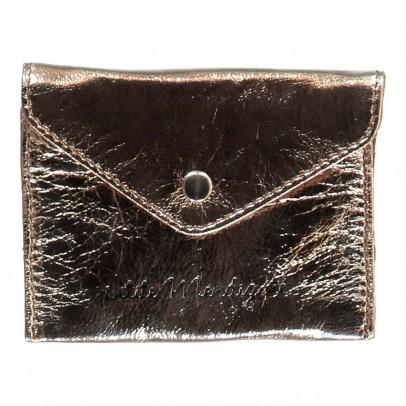 Petite Mendigote Portemonnaie aus schillerndem Leder Pépite-listing
