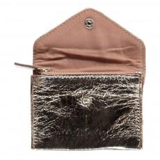 Petite Mendigote Leather Iridescent Speck Purse-listing