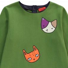 Rykiel enfant Cat Face Dress-listing