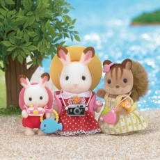 Sylvanian Day Trip Accessory Set-listing