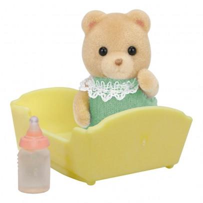 Sylvanian Babybär-listing