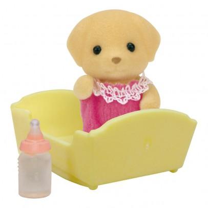 Sylvanian Yellow Labrador Baby-listing