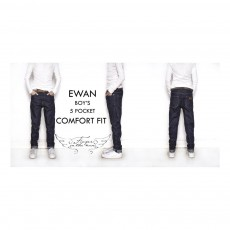 Finger in the nose Jeans Ewan-listing