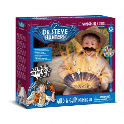 Dr Steve Hunters Ore Extraction Kit-listing