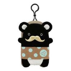 Noodoll Ricepapa Small Gold Pouch-product