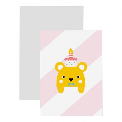 Noodoll Carte avec marque page Ricecraker cake-product