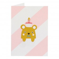 Noodoll Ricecraker Cake Card and Bookmark-product