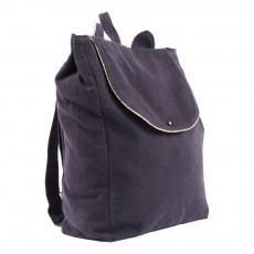 Emile et Ida Mistigri Backpack with Cat Ears-listing