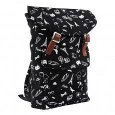 Emile et Ida Paris Adventure Backpack-listing