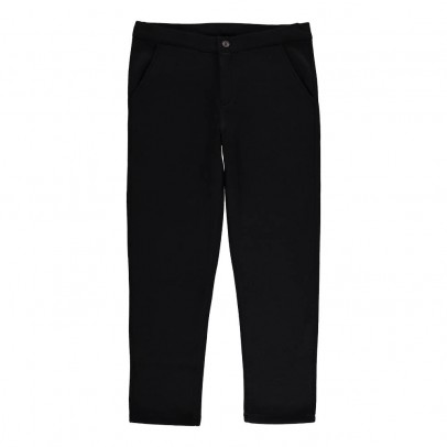 Douuod Cormorano Sweat Slim Trousers-listing