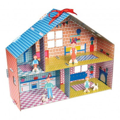 Rex Kit para construir casa de muñecas-listing