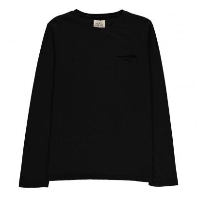 Douuod T-Shirt mit Tasche Hunter-listing