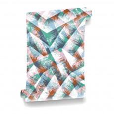product-Bien Fait Papier-peint Bohème Tender 364x280 cm - 4 lés
