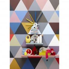 Bien Fait Winter Mosaic Wallpaper - 182x280cm-listing