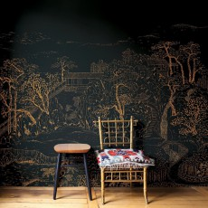 Bien Fait Coromandel Wallpaper - 340x280cm-listing