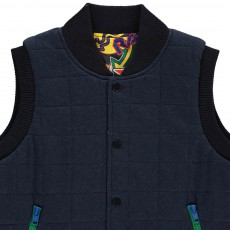 Stella McCartney Kids Rhubarb Reversible Jacket-listing