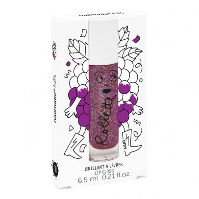 Nailmatic Kids Barra de labios brillante mora-listing