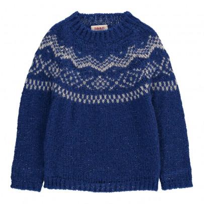 MAAN Jacquard Sense Pullover-listing