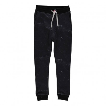 Sweet Pants Jogger Loose mit rissigem Muster-listing