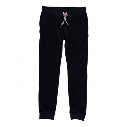 Sweet Pants Jogger Slim aus Samt-listing