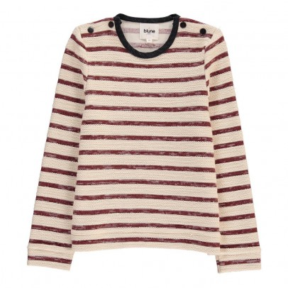 Blune Kids Cheyenne Marinière Sweatshirt-listing
