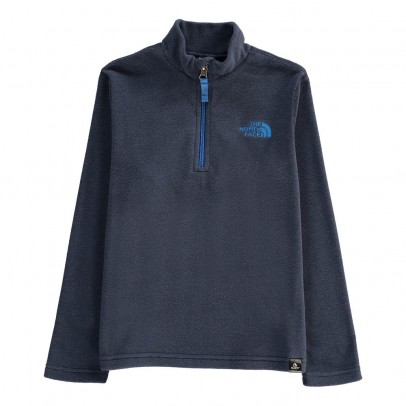 The North Face Pile 1/4 Zip Glacier-listing