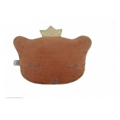 Caro & Zolie Cat Rattle Mini Cushion 24x16cm-listing