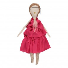 product-Jess Brown Dixi Fabric Collectors Doll