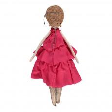 Jess Brown Bambola da collezione in tessuto Dixi-listing