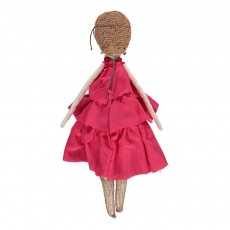 Jess Brown Dixi Fabric Collectors Doll-listing