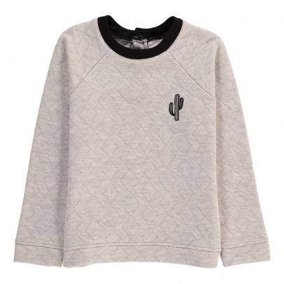 Blune Kids Cactus Arizona Dream Quilted Sweatshirt-listing