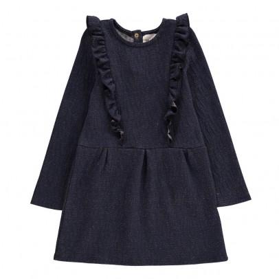 Blune Kids Gold Mine Frilly Dress-listing