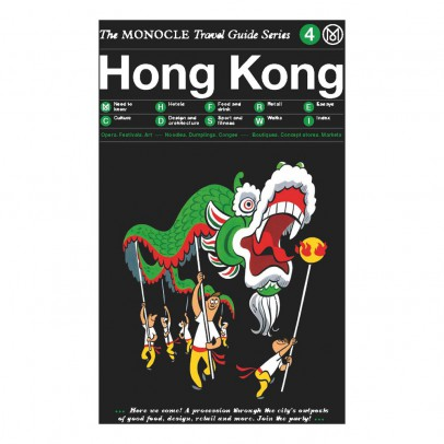 Monocle Reiseleitung Hong-Kong-listing