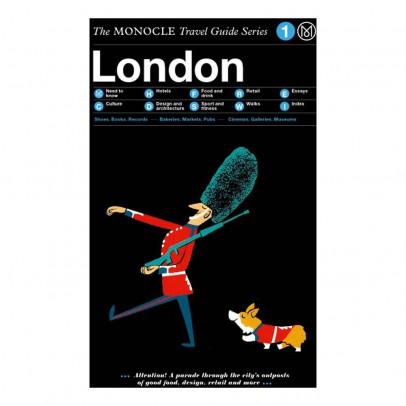 Monocle Guide de voyage Londres-listing