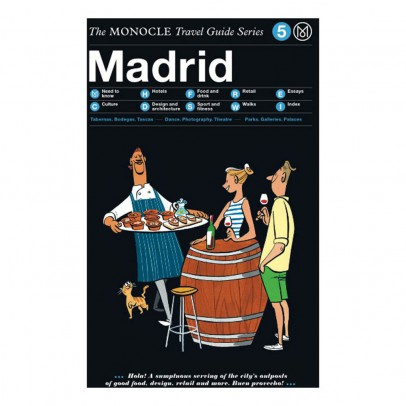 Monocle Guide de voyage Madrid-listing