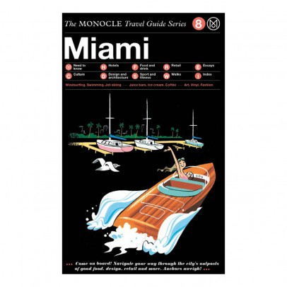Monocle Guide de voyage Miami-listing