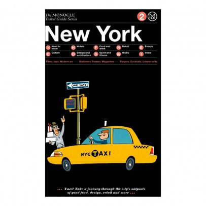 Monocle New York Travel Guide-listing