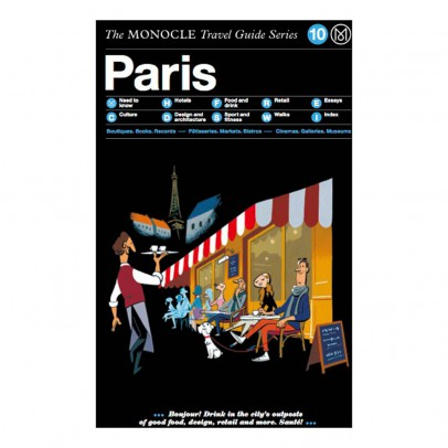 Monocle Guía de viajes París-listing