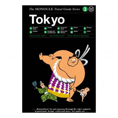 Monocle Guide de voyage Tokyo-listing
