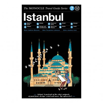 Monocle Reiseleitung Istanbul-listing